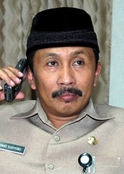 Kepala Dinas Pendidikan Kabupaten Jember